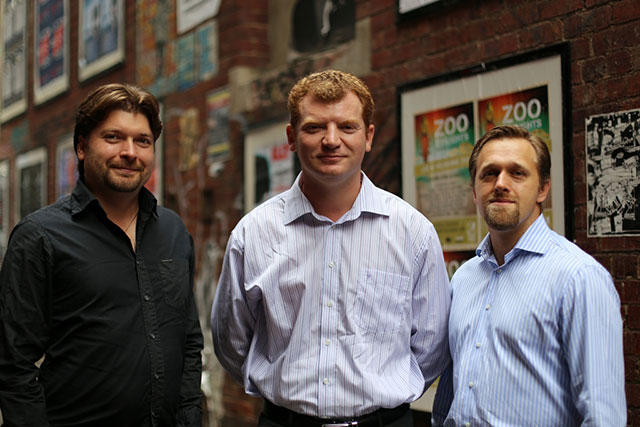 KISA phone co-founders
